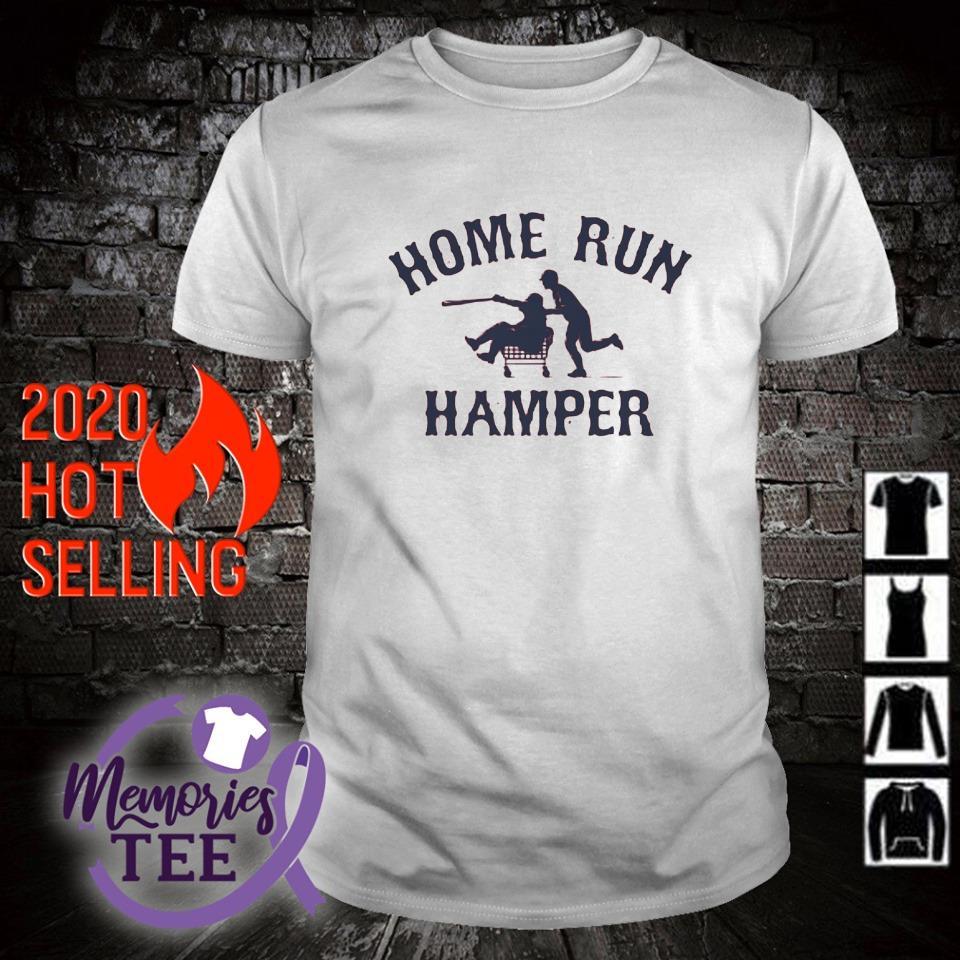 Boston home run hamper shirt