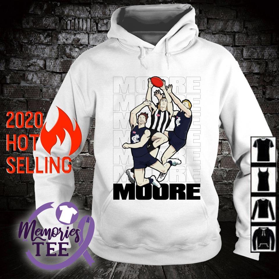 Carlton Blues moore s hoodie