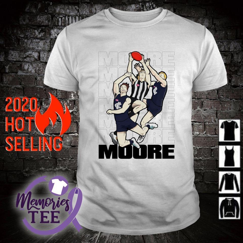 Carlton Blues moore shirt