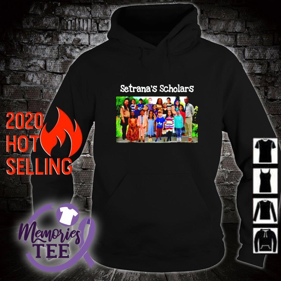 Setrana's Scholars s hoodie