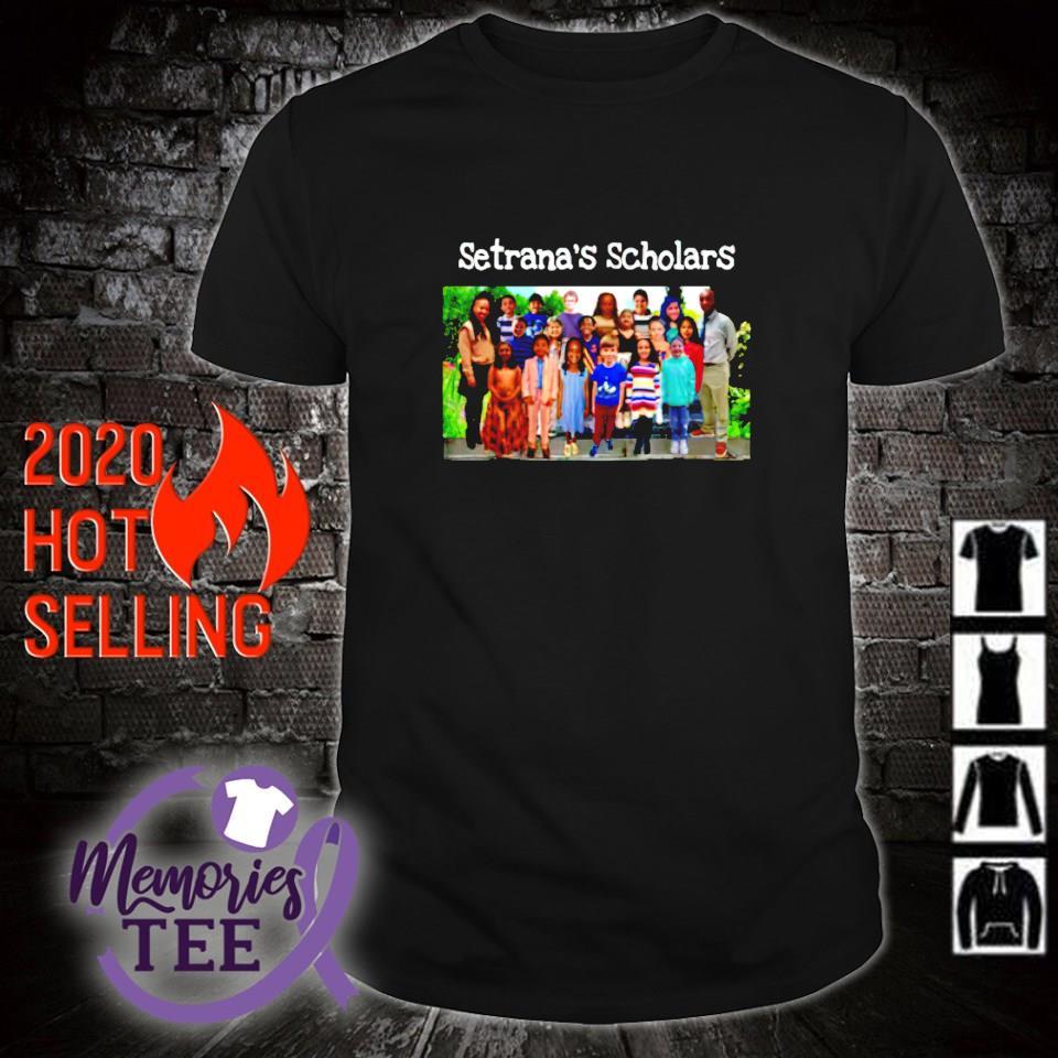 Setrana's Scholars shirt