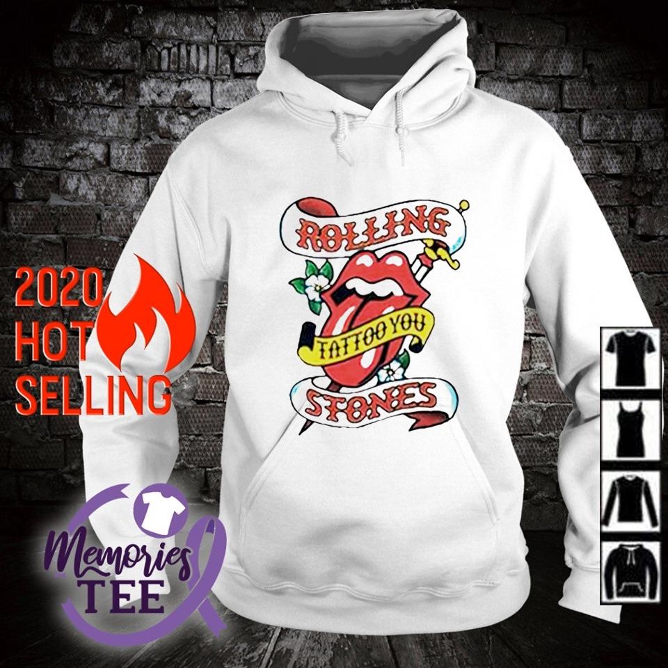 The Rolling Stones tattoo you s hoodie