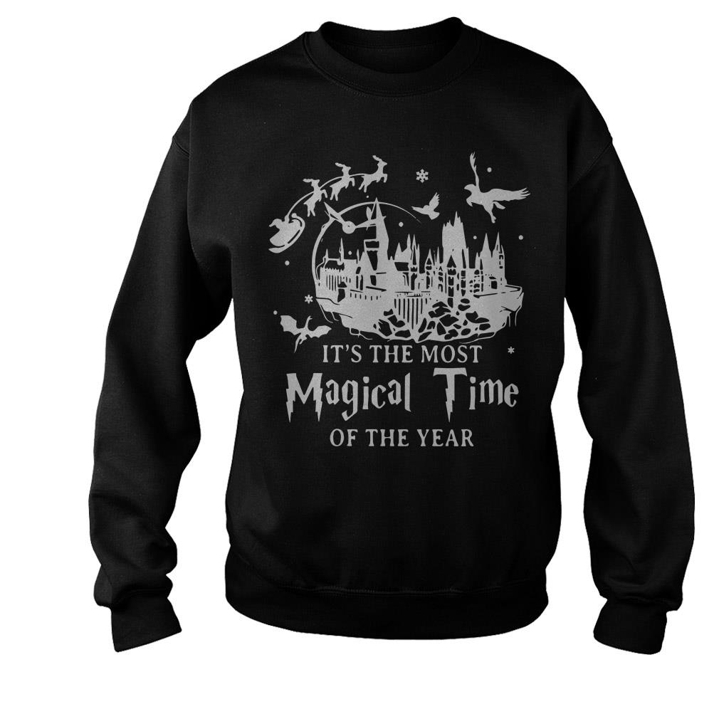 Harry Potter It's the most magical time of the year Christmas sweater