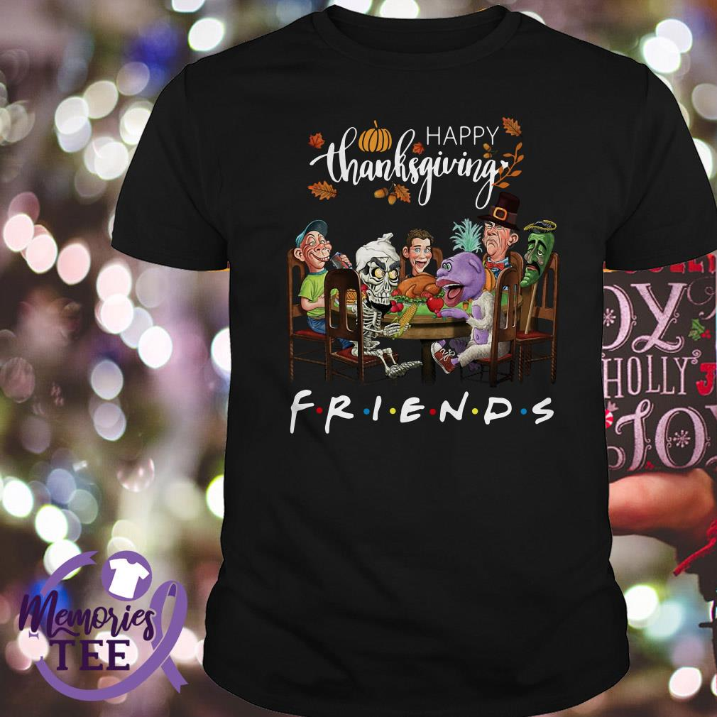 Happy Thanksgiving Friend TV show shirt