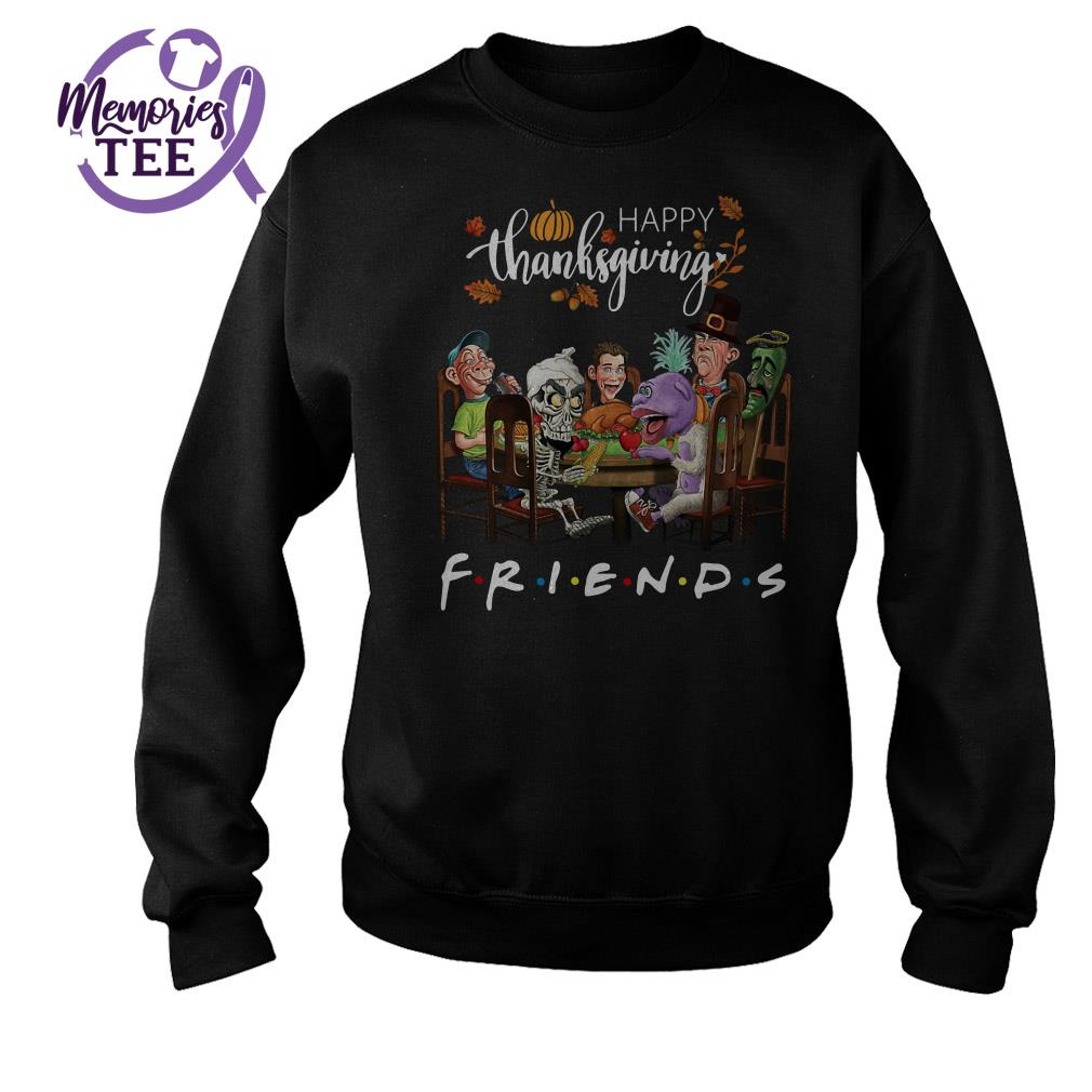 Happy Thanksgiving Friend TV show Sweater