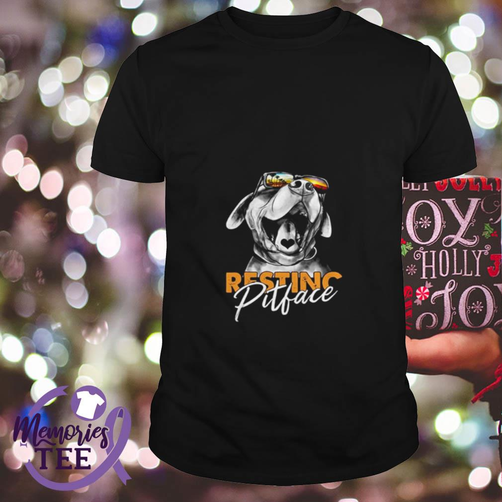 Pitbull Vintage Baby Girls Crew Neck Tee Clothing