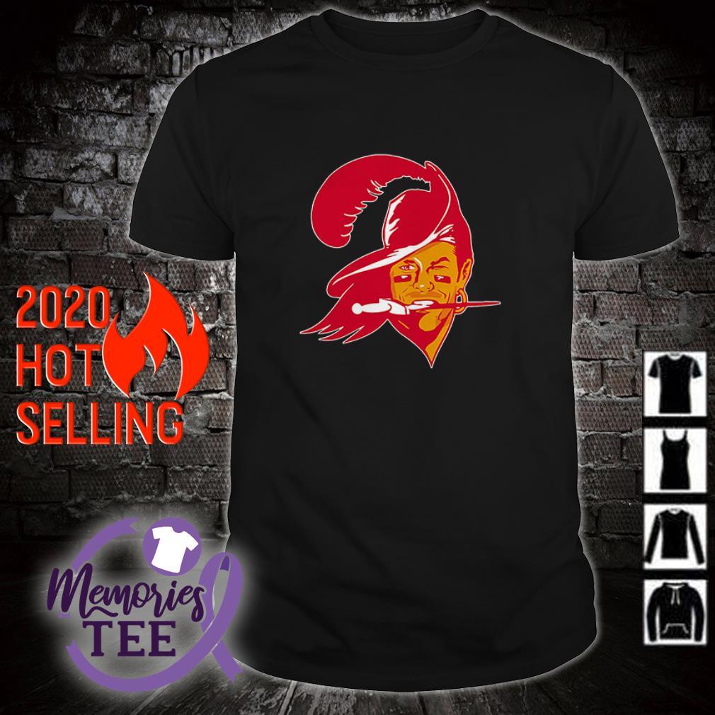 Tom Brady tampa bay buccaneers logo T Shirt
