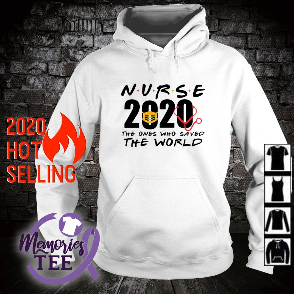 Nures 2020 The Ones Who Saved The World hoodie