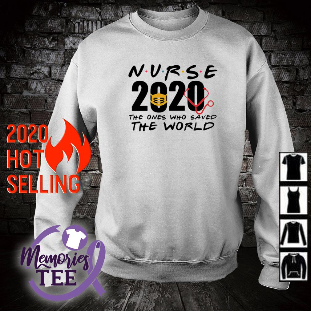 Nures 2020 The Ones Who Saved The World sweater