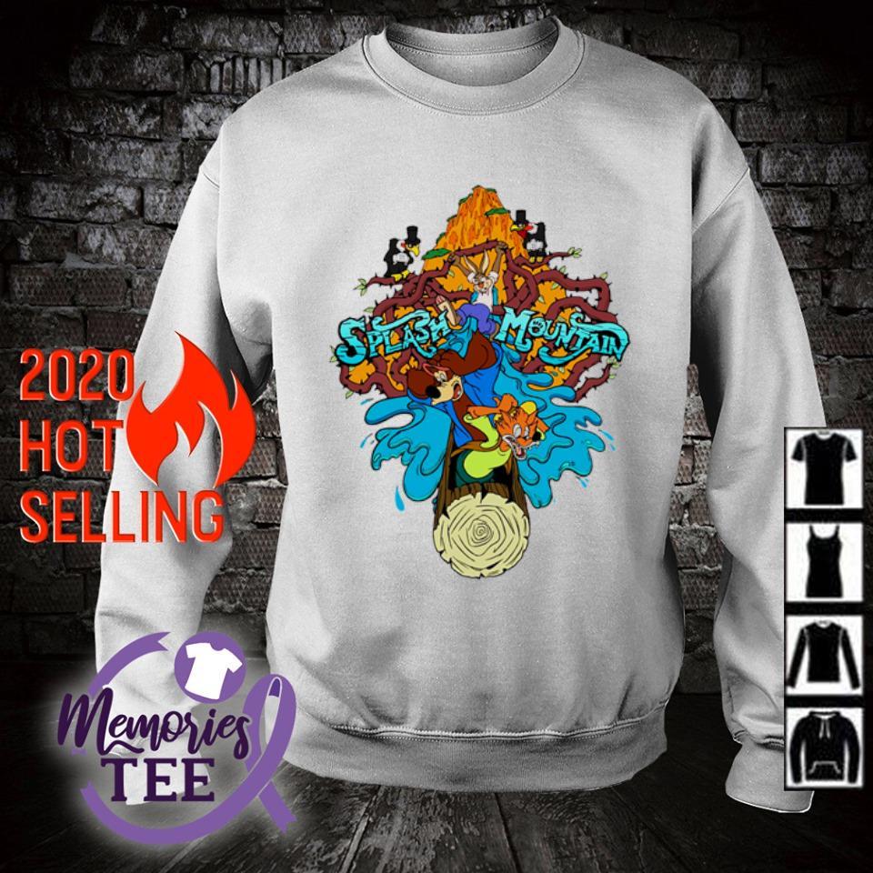 Vintage 90s Disneyland Splash Mountain s sweater