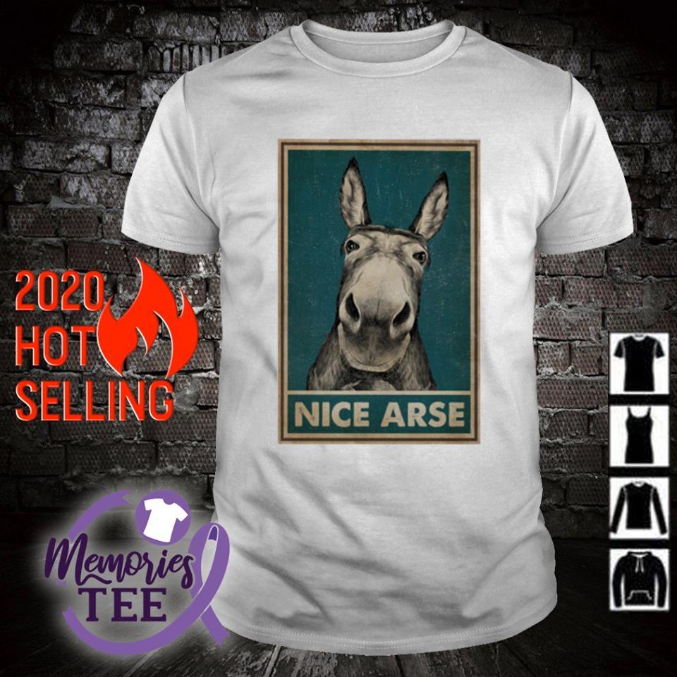 Donkey Nice Arse shirt