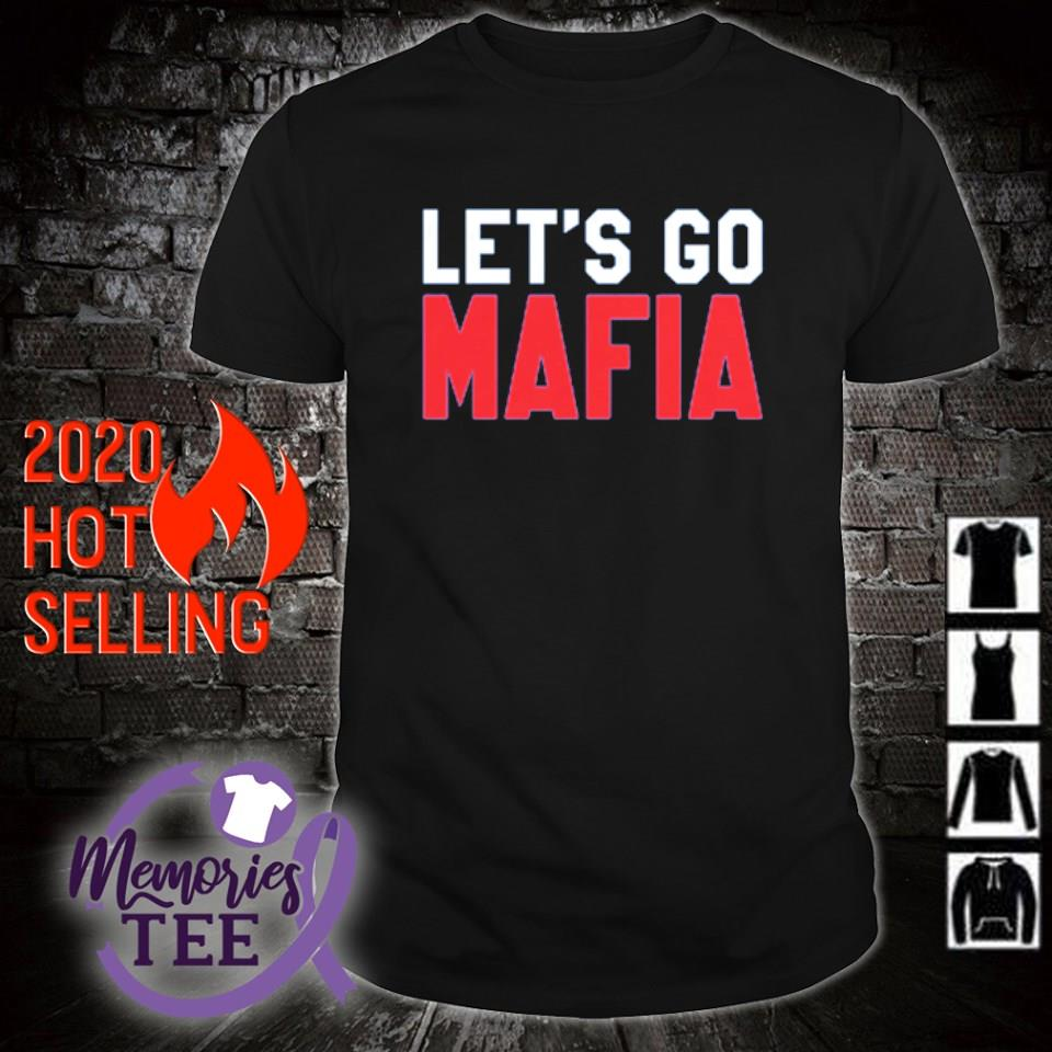 AFC East Buffalo Bills let's go mafia shirt